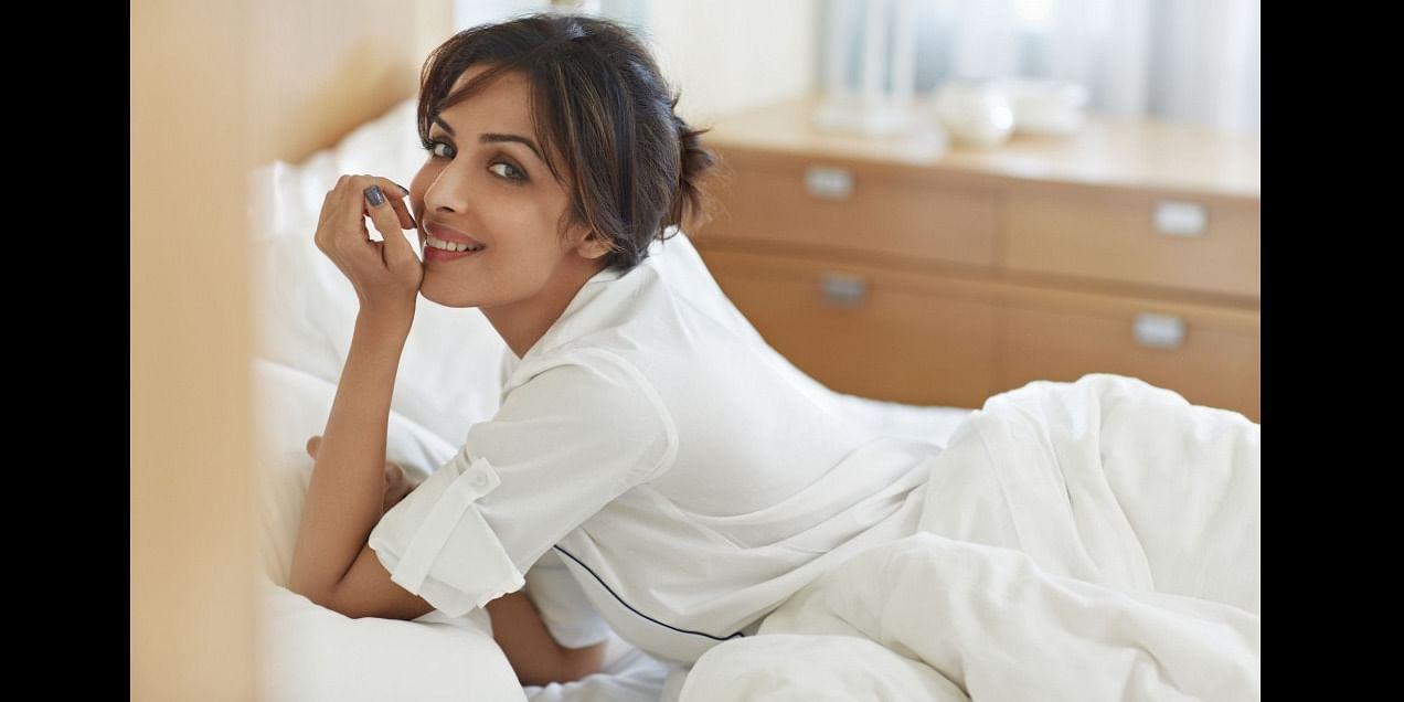 a802fde0ea The importance of good sleepwear by Malaika Arora Khan