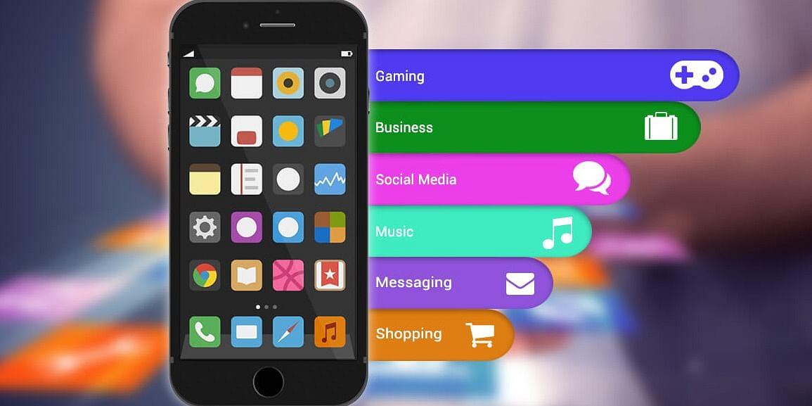 Mobile app development idea 2018