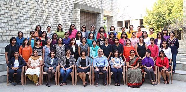 My Women Entrepreneur Group at IIMB