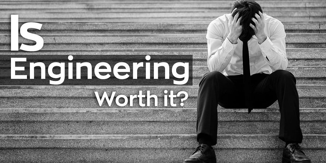 High School Students dreamt of great career post completion of Engineering. But what if there dream get shattered because of unemplyment