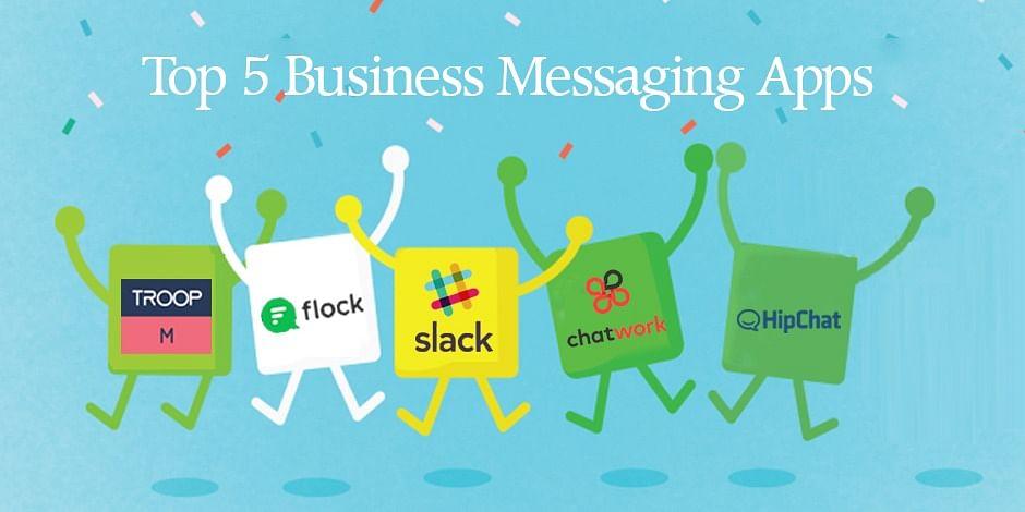Top 5 Business Messaging Apps