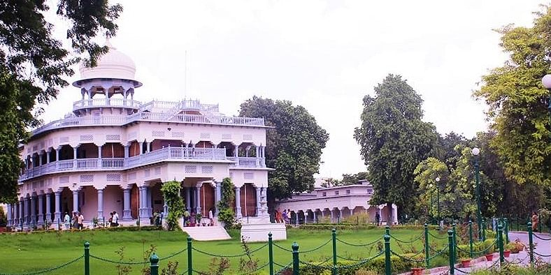 Anand Bhawan Compound