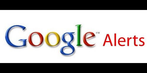 Setting Google alerts is very simple and easy