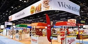 WestonFoods Booth by Reveal Marketing Group