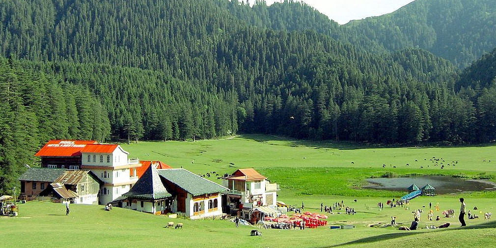 Image Source: https://upload.wikimedia.org/wikipedia/commons/thumb/2/20/Khajjiar.jpg/1024px-Khajjiar.jpg