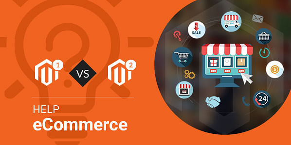Every business owner who has a website on Magento 1 is wondering whether it is wise to migrate to Magento 2 or not. The thought of making changes to the very platform that powers their business is a bit scary for all business owners. So, to help them make a well-informed decision, it is a good idea to offer a clear comparison between Magento 1 and Magento 2.