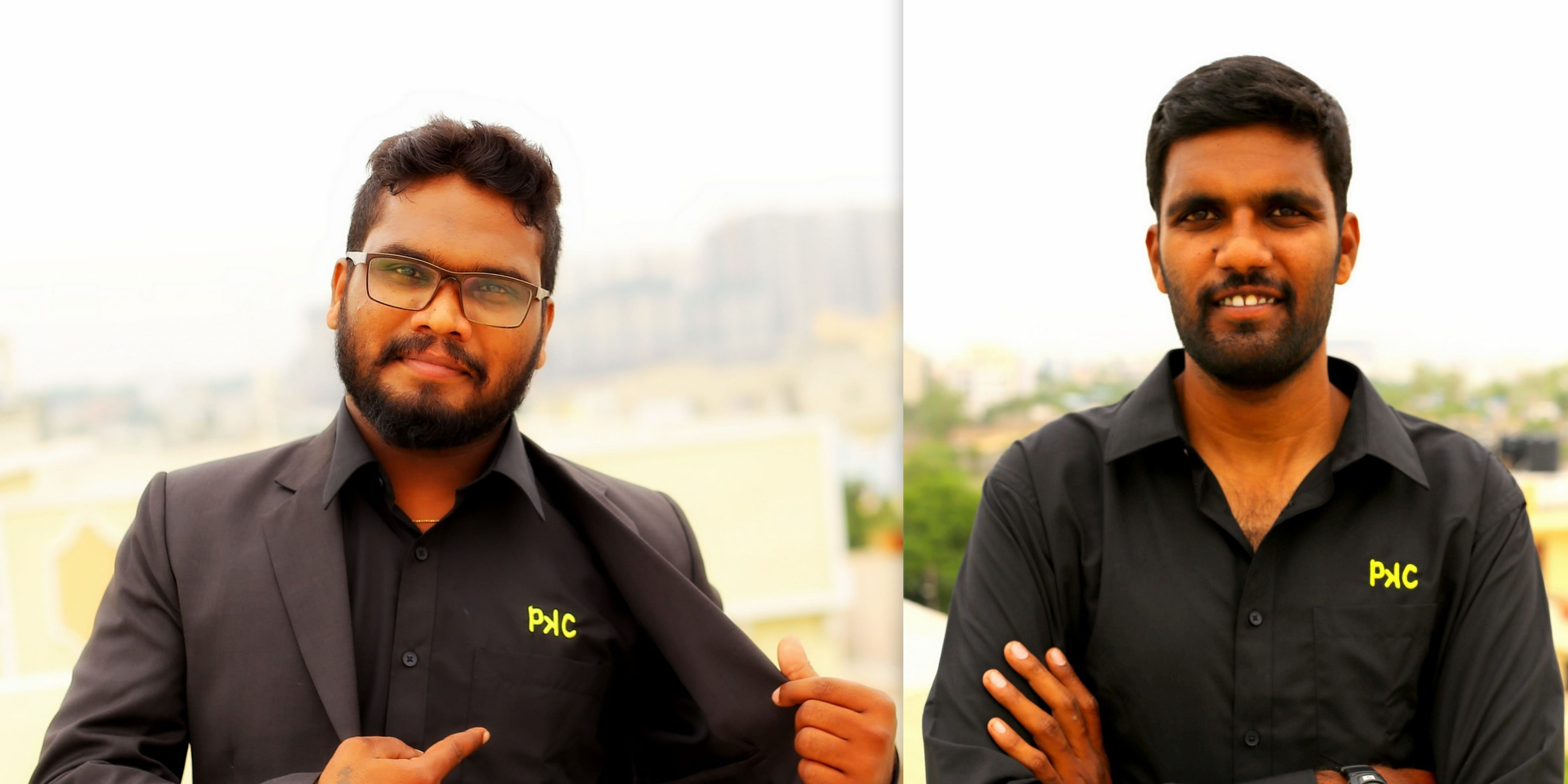 PKC(Premanth Kundurthi, Chaithanya) founders. In other sense, PKC- Perfect Klinic for Clothes