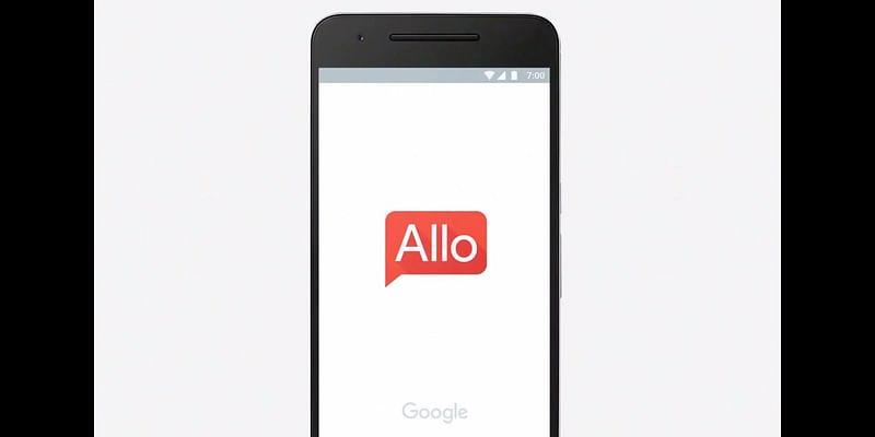 Allo uses Google Smart AI