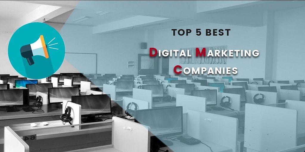 Top 5 Best Digital Marketing Agencies in Hyderabad, India