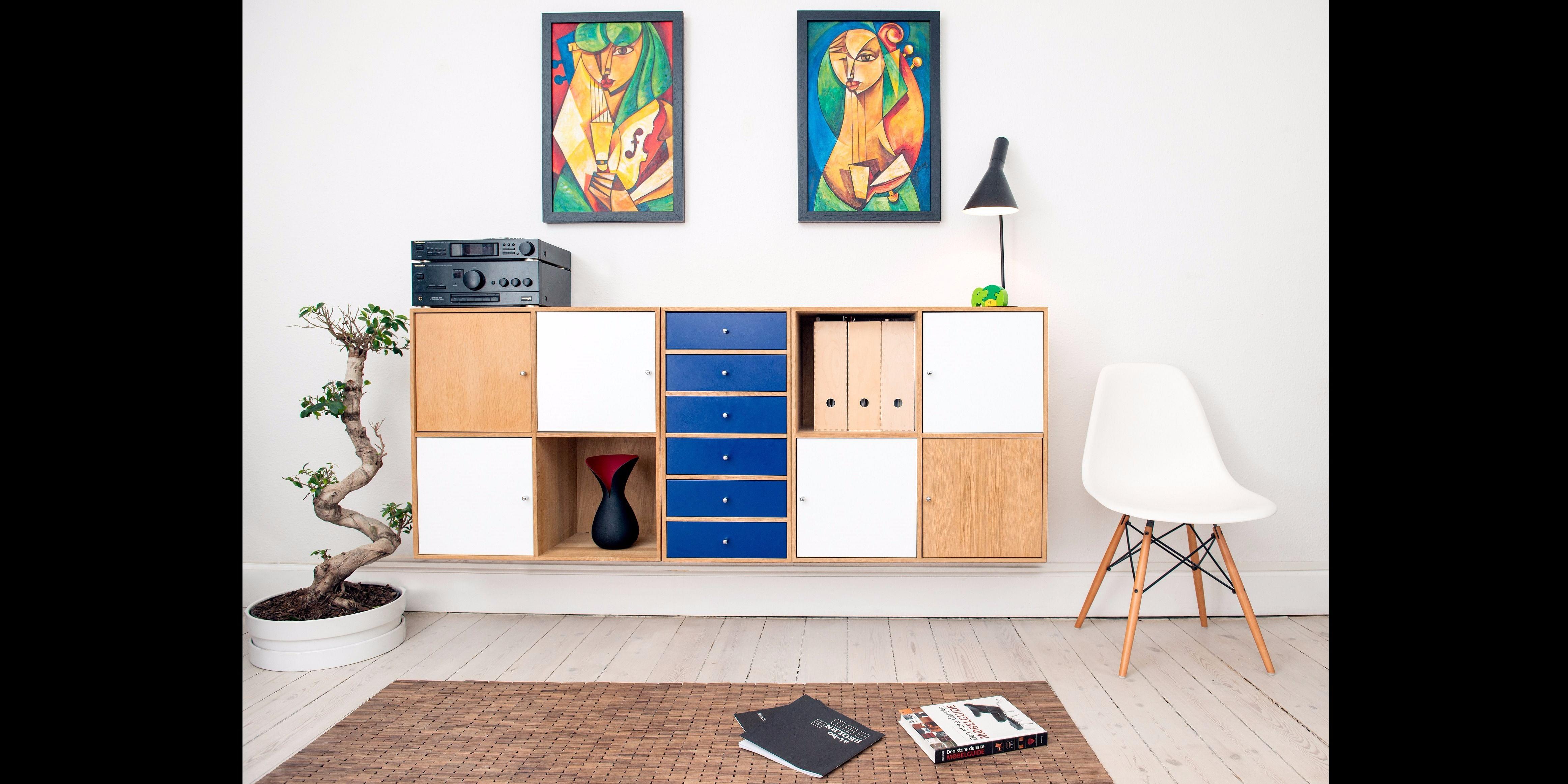 Organize your bedroom