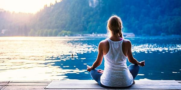 Meditation is a very personal thing, and about being associated with oneself and our breath.