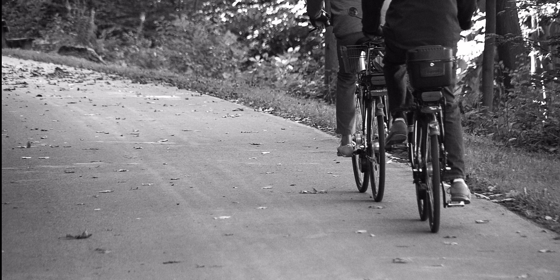 My experiments with pedalling