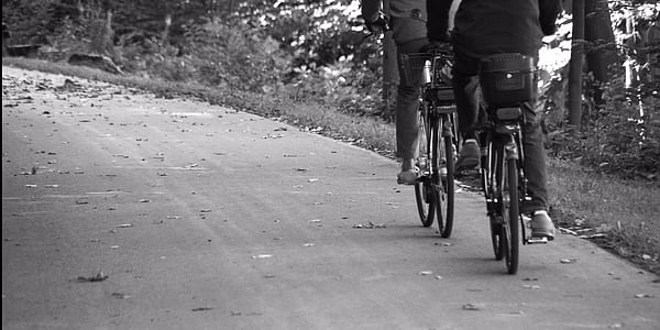 A tryst between cycling and the corporate professional