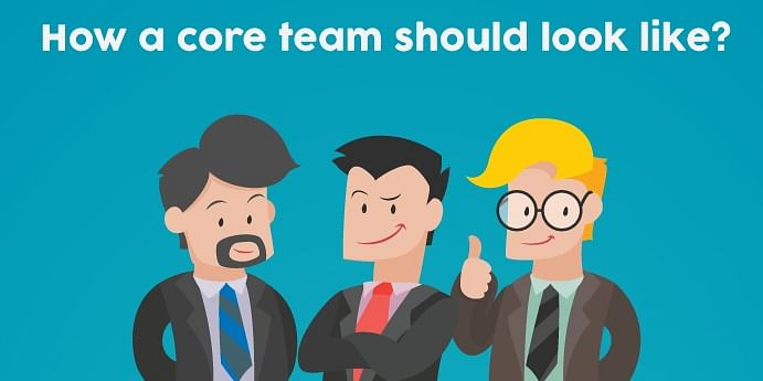 The Perfect Core Team for a Tech Startup