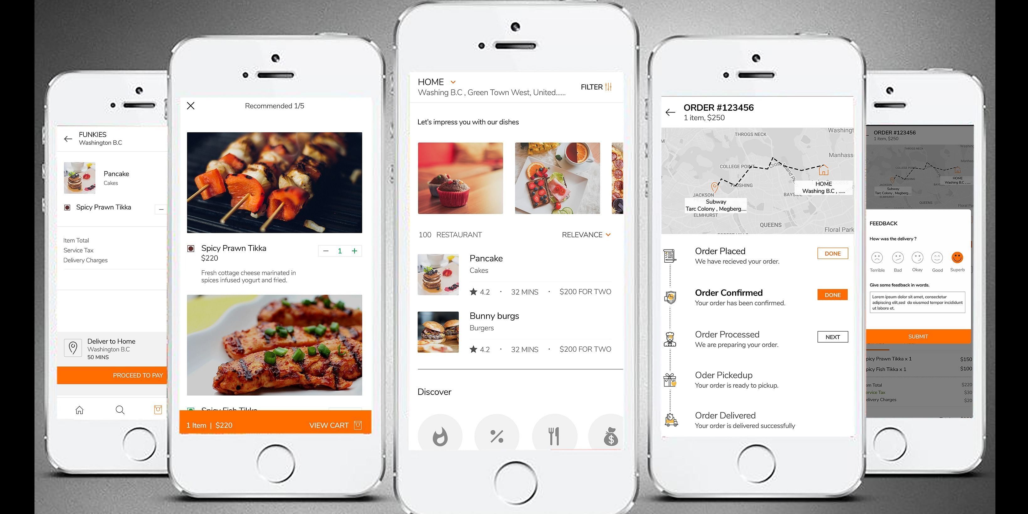 3 Things To Consider While Building an UberEats like App