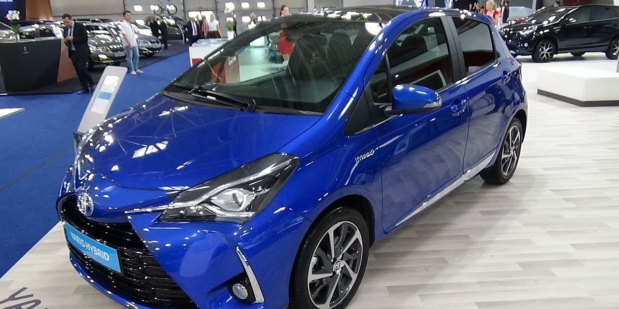Toyota Vitz Hybrid 2018 Release Date And Features