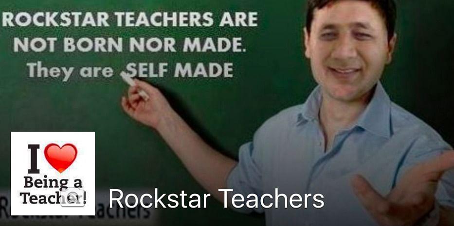 www.facebook.com/rockstarteachers