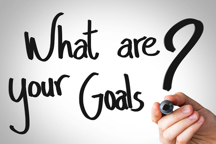 Set your goal before you start app development