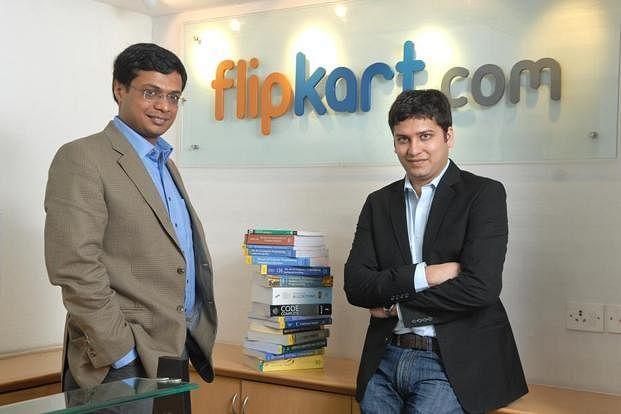 Founders - Flipkart