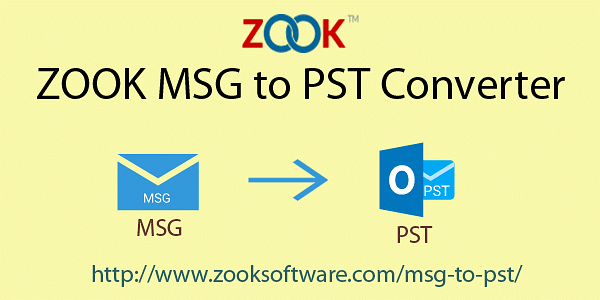How to convert MSG to PST file to import bulk MSG files to