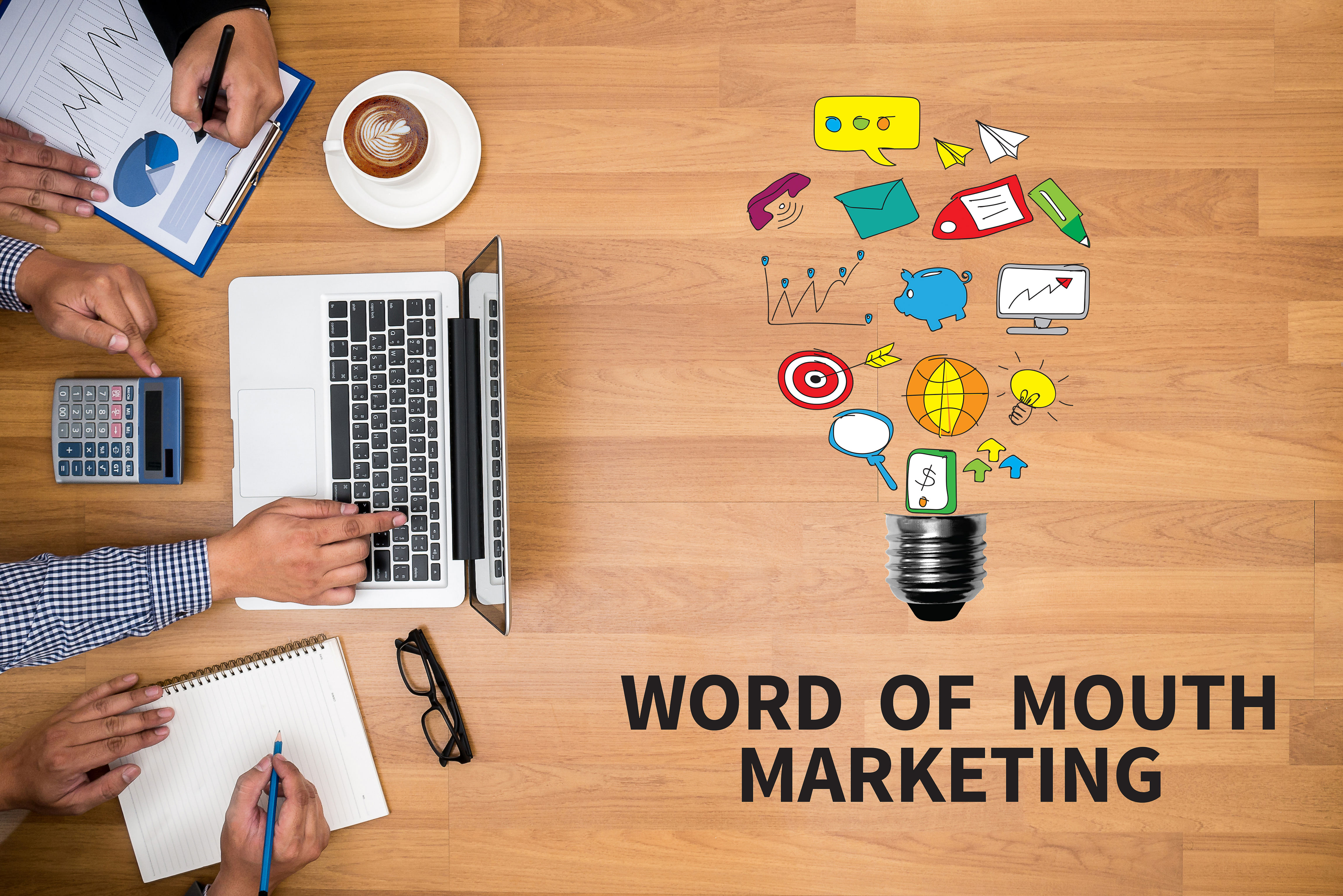 Importance of case studies for an effective word of mouth
