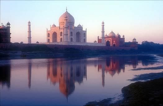 Taj Mahal of India - One of the greatest Heritage Monuments of World