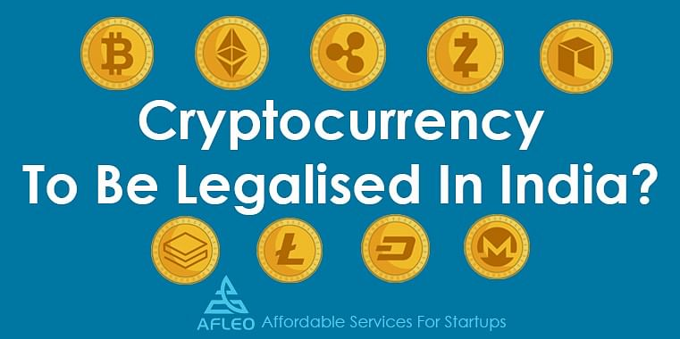 Cryptocurrency legal in india