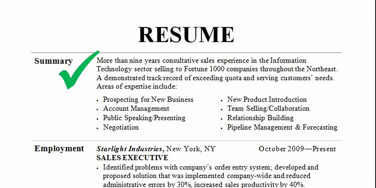 top resume writing tips to get an interview call