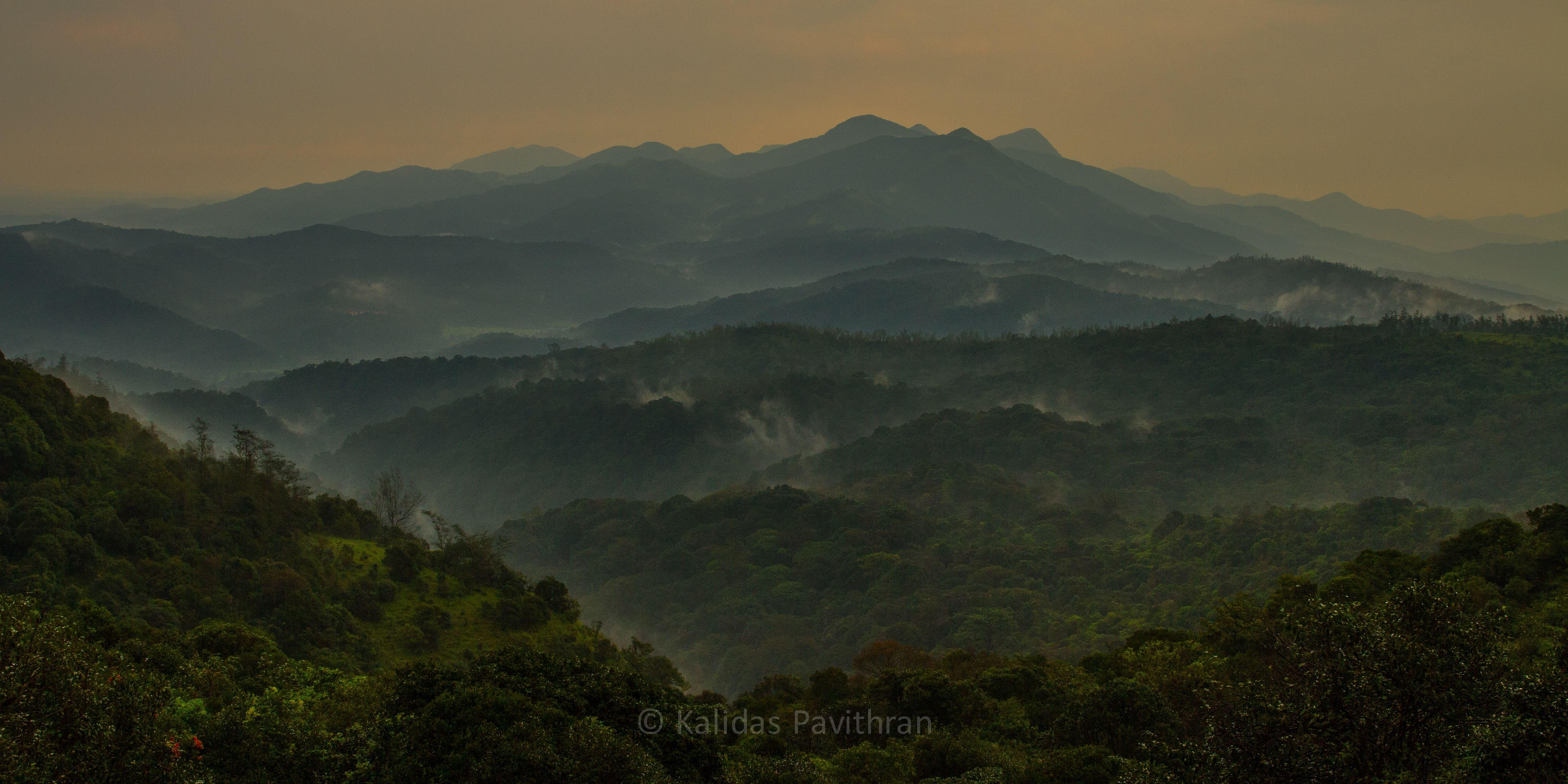 Coorg, Karnataka by <a href=